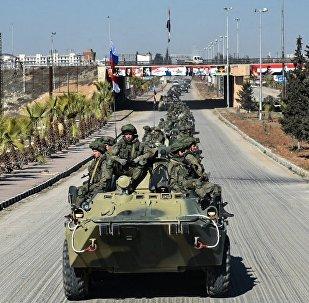 克宮:俄羅斯繼續致力於維護敘利亞領土完整