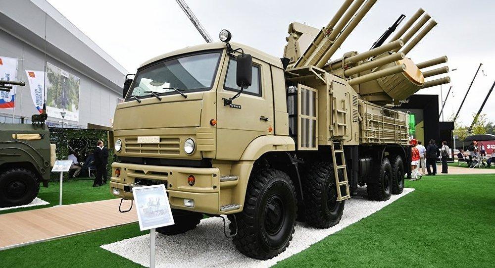 """俄技集团:""""铠甲-SM""""防空弹炮系统可在未来数十年内有效击退空中威胁"""