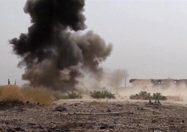 叙利亚通讯社证实,大马士革完全恢复对代尔祖尔的控制