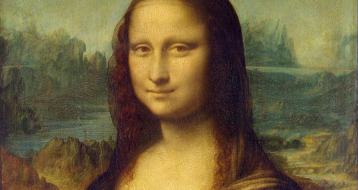 《蒙娜麗莎》