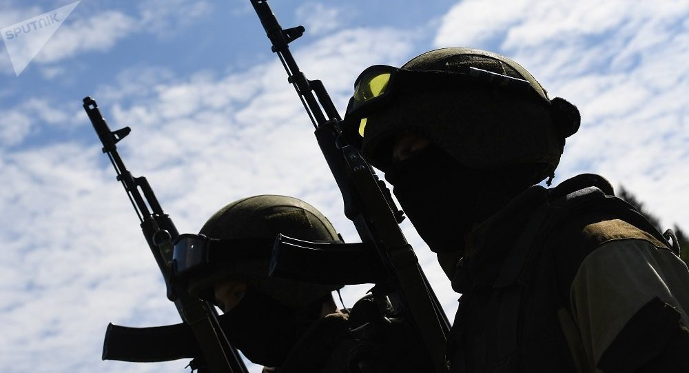 俄罗斯特种部队将接装隐形摩托车