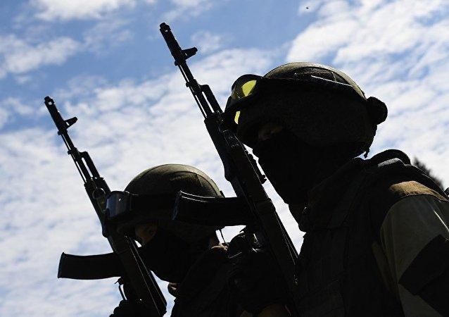 阿穆尔州靶场遇害军官身份已查明