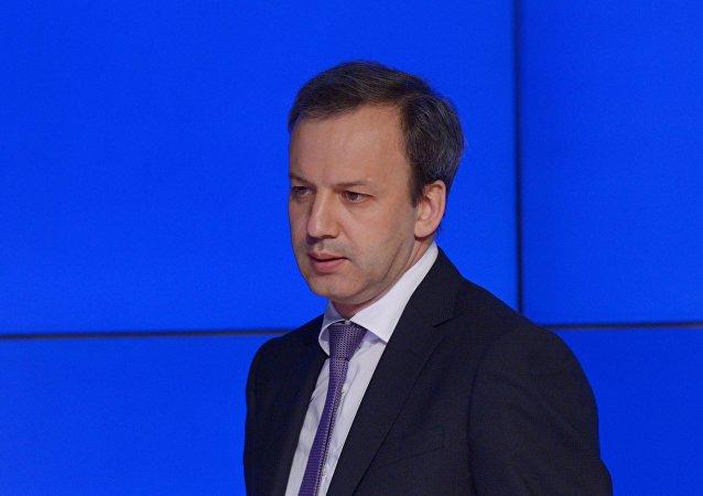 俄副总理:俄寻求发展与日本的合作