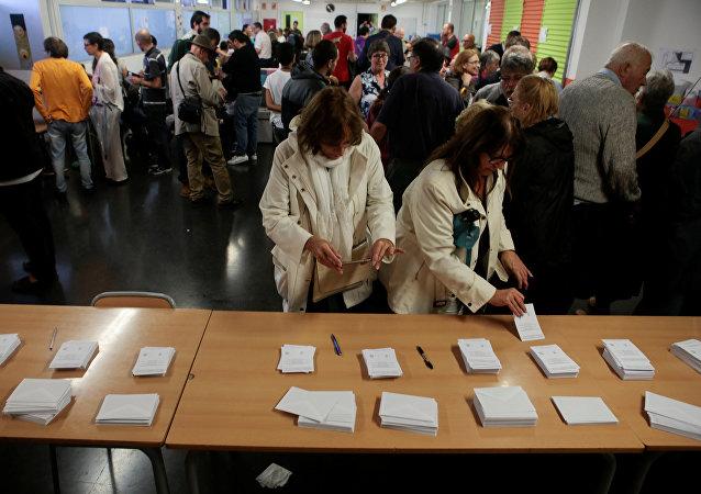加泰罗尼亚脱离西班牙独立的公投