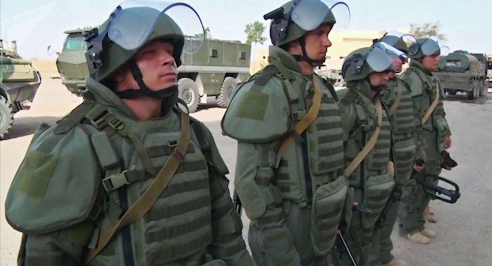 俄罗斯工程兵