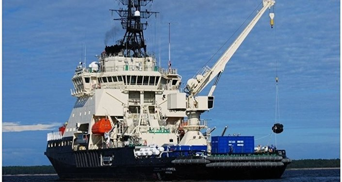 俄最新破冰船10月4日将开始接受国家验收