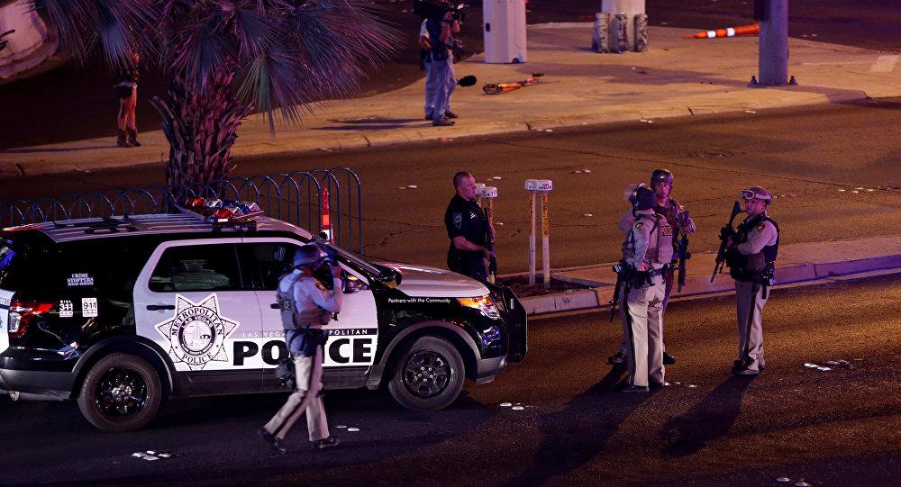 美国北好莱坞枪击事件致7人受伤