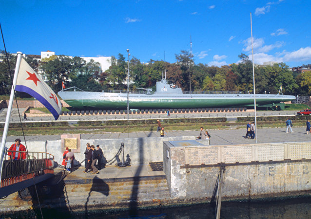 潜水艇C-56博物馆