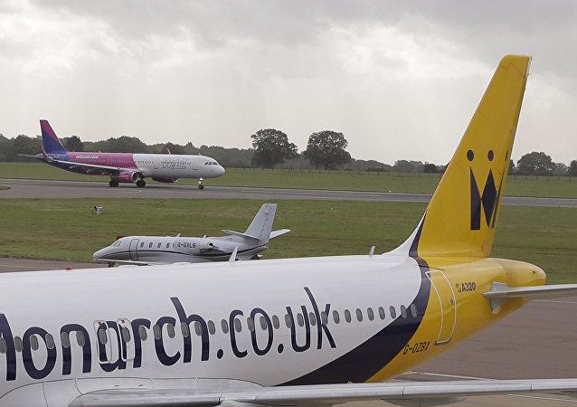 英国君主航空(Monarch Airlines)