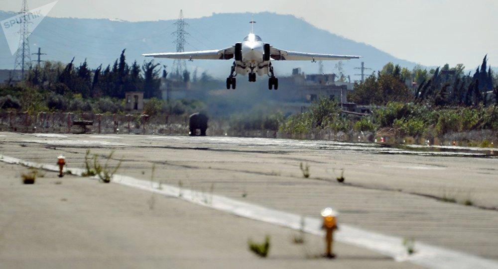 克宫:只有普京可以作出结束俄空天军在叙行动的决定