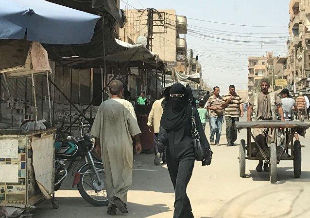 叙利亚境内超过百名武装分子决定弃械恢复平民生活