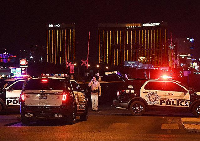 公布的赌城枪击案遇难人数包括凶手本人