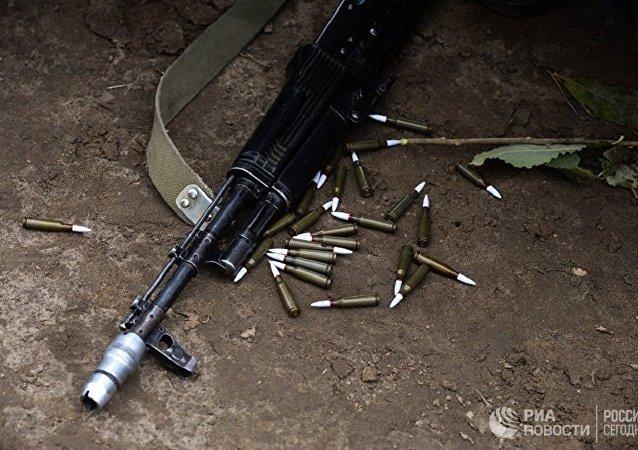俄国防部出资安葬在阿穆尔州牺牲的军人