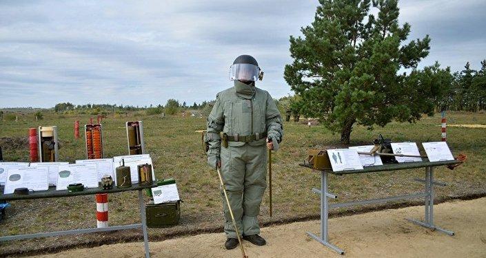 俄國防部:東盟國家的排雷演習將於2018年在莫斯科州舉行