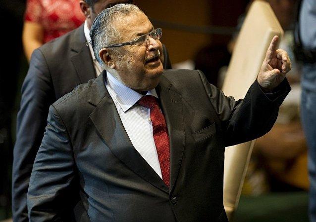 外媒:伊拉克前总统去世享年83岁