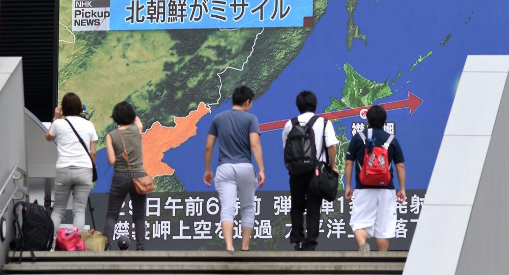 民调:日本认为朝中俄三国对其军事威胁最大