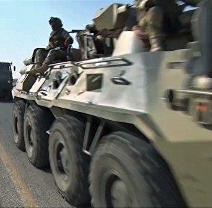 俄外交部:敘境內留守俄軍將始終保持戰備狀態