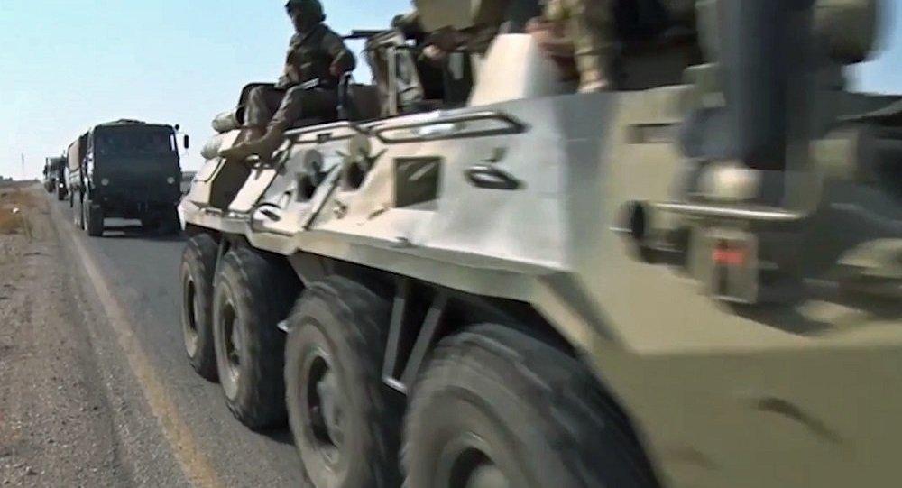 普京:俄技的装备在叙反恐斗争中展现出很高作战品质