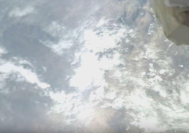 панорама из Космоса
