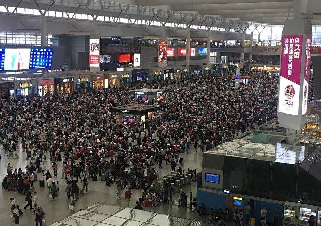 失物招领:中国十一长假到底摇身变成了什么?