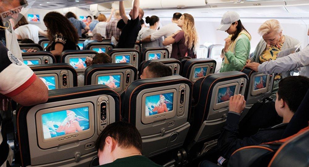 专家:一家人乘飞机分开坐很危险