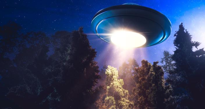 军方讲述尝试联系外星人的经历