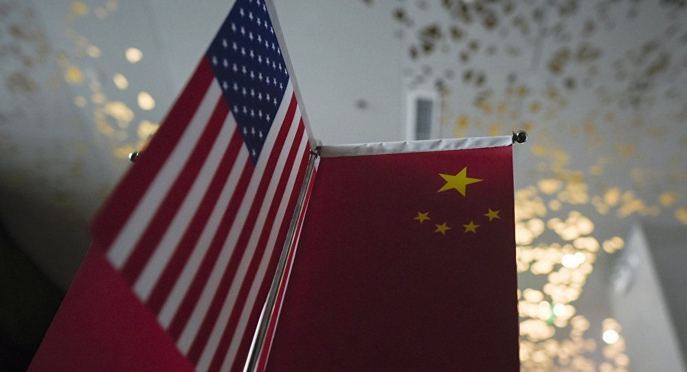 中方反对美国贸易保护 绝不会坐视合法权益受损