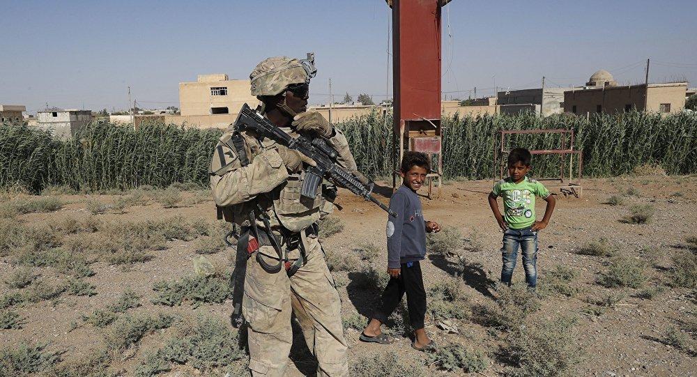 俄外交部:美国在叙行动像分裂国家企图
