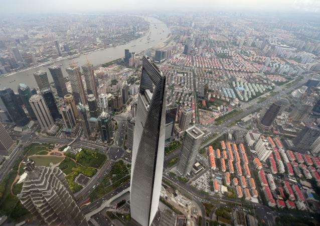 上海和香港入围全球最佳声誉城市50强