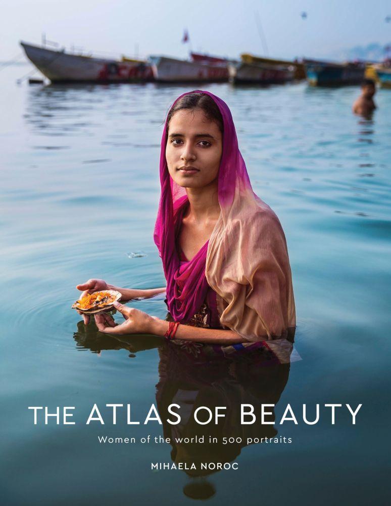 美女地图(The Atlas of Beauty)里的女性之美