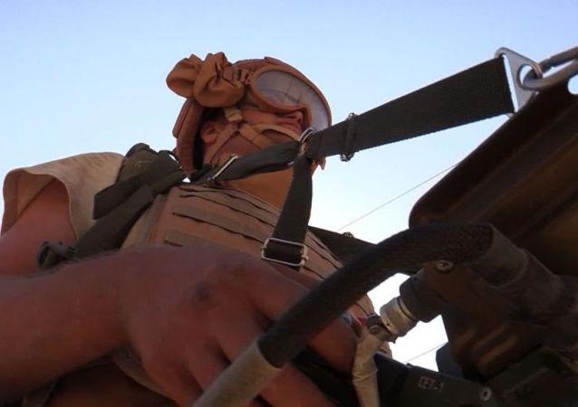 叙境内袭击俄军警的武装分子拥有美欧产武器