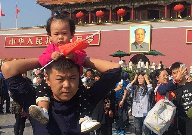中国发改委:2017年中国人均GDP达到900美元