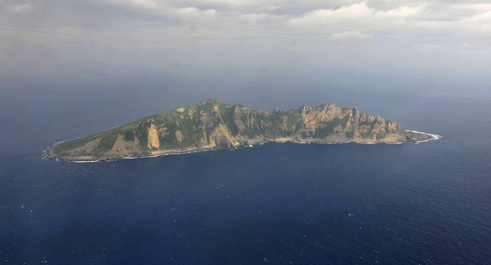 中国海警局:中国海警舰艇编队9月7日在中国钓鱼岛领海内巡航