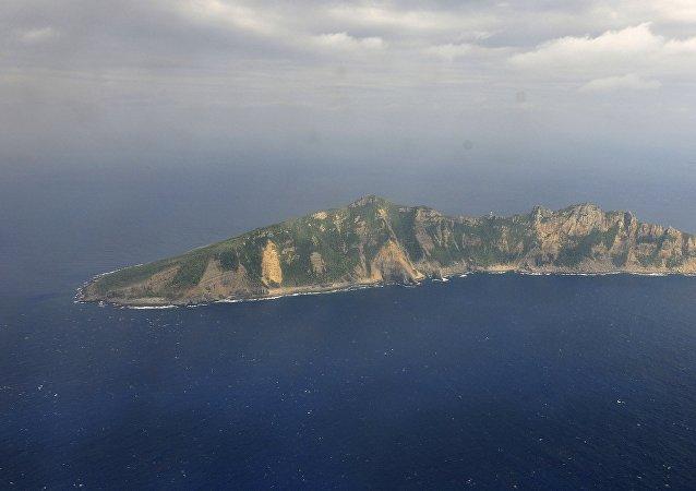 """美国表示将帮助日本监控中国对有争议的东海诸岛的""""空前""""入侵"""