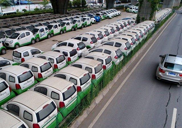 德国担心中国对进口电动车实行限额