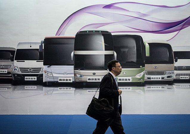 电动公共汽车, 香港