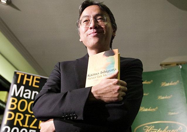 日裔英国籍作家石黑一雄