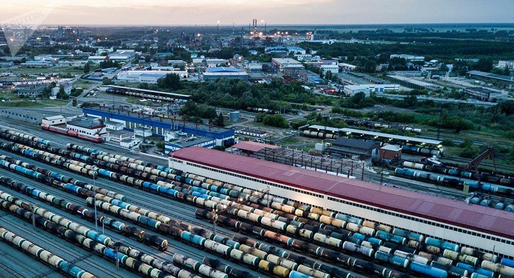 中俄原油管道9月輸油量達129萬噸