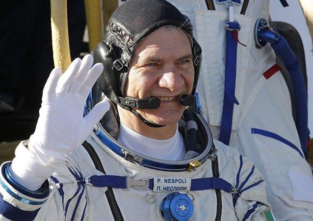 意大利宇航员保罗·内斯波利