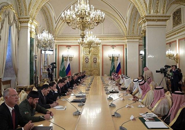 俄建議沙特建原子能科學中心