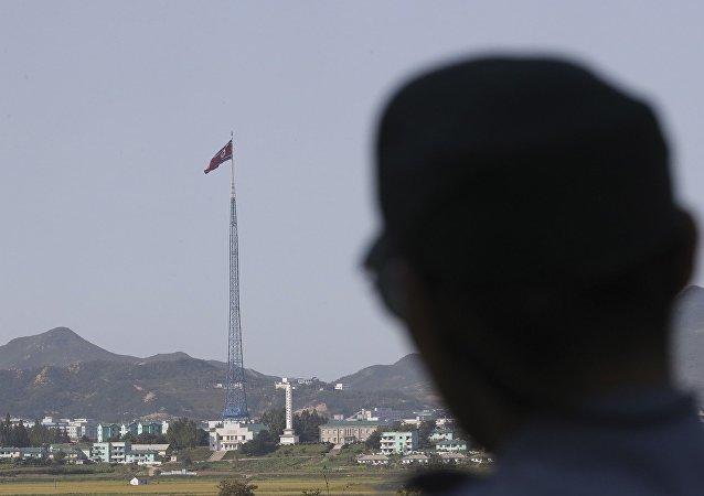 首尔称朝鲜曾试图窃取其新冠病毒疫苗的研发成果
