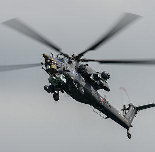 俄羅斯軍機在敘利亞迫降