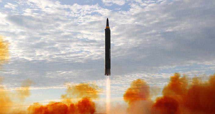 普京和特朗普就朝鲜问题商定交换信息和倡议