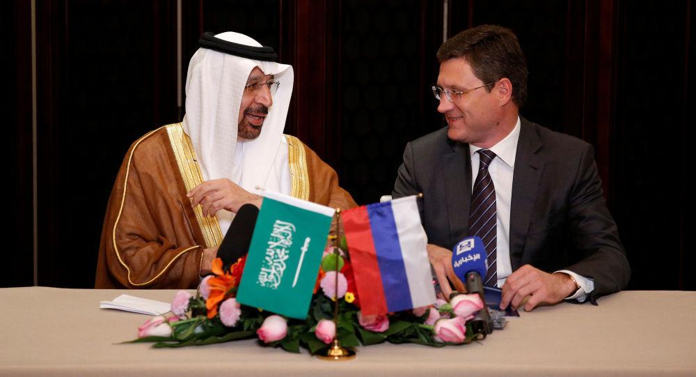 俄能源部长:俄沙两国在审议25个联合投资项目