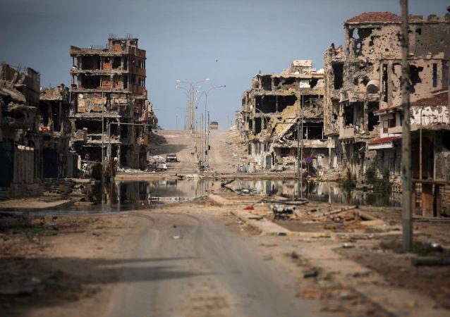 利比亚第六步兵旅指挥部遇袭 4死12伤