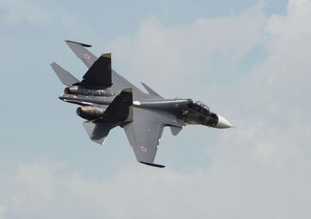 亚美尼亚或从俄罗斯采购苏-30战斗机