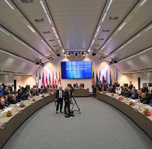 Официальная встреча Организации стран-экспортеров нефти (ОПЕК)