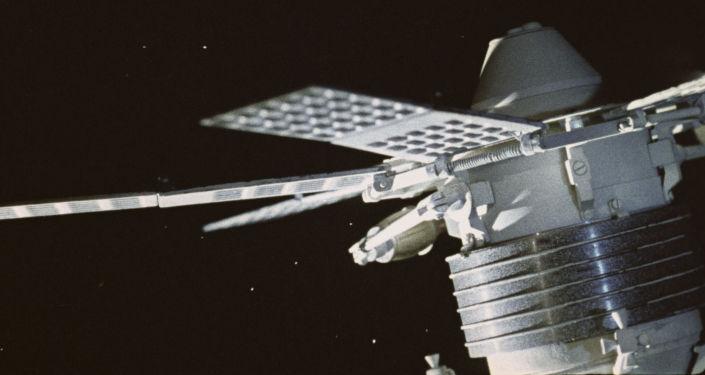 """美国预测出苏联""""宇宙-1461""""卫星碎片坠落地球日期"""