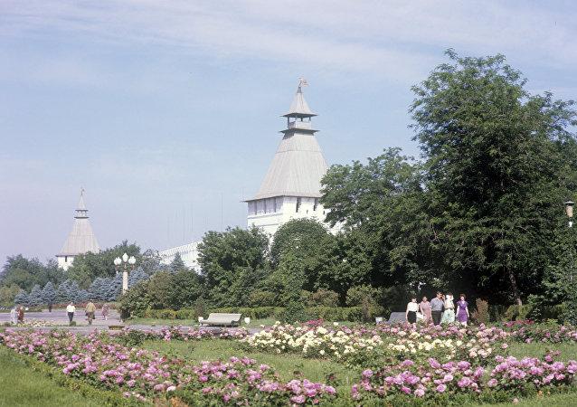 阿斯特拉罕克里姆林宮