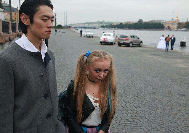 《勿勿那年彼得堡》: 在线连续剧讲述年轻中国人在俄生活